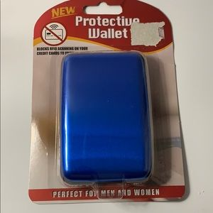 Accessories - 🎈Blue Protective Wallet-unisex🎈